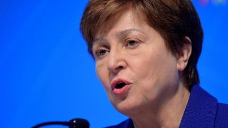 Tổng Giám đốc IMF trấn an trước nỗi lo lạm phát mất kiểm soát