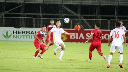 Đè bẹp U23 Kyrgyzstan, U23 Việt Nam bất bại trước vòng loại U23 châu Á