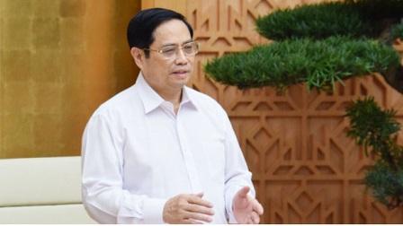 Thủ tướng: Từng bước mở cửa trở lại nền kinh tế, hài hòa với an toàn dịch bệnh