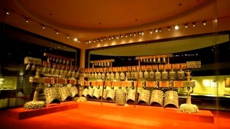 Trung Quốc: Di dời bộ chuông nhạc cổ hàng nghìn năm tuổi