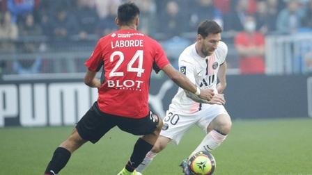 Rennes 2-0 PSG: Đứt mạch toàn thắng