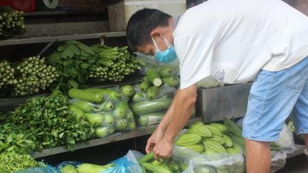 Giá một số thực phẩm tại TP.HCM tăng nhẹ