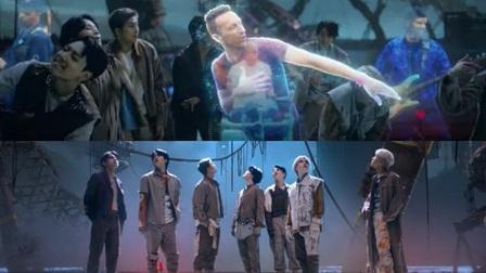 BTS, Coldplay dẫn đầu bảng xếp hạng Billboard với bản hit 'My universe'