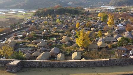 Làng cổ Naganeupseong – Nơi thời gian ngừng trôi