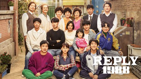10 phim Hàn nhận điểm Douban cao ngất: Không ai vượt mặt nổi Relpy 1988