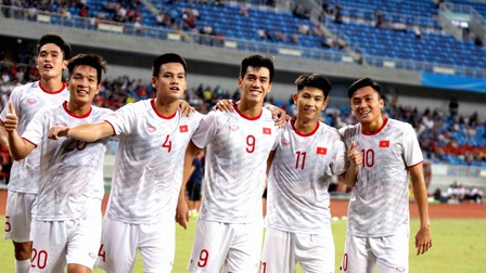 Đội hình U22 Việt Nam thắng U22 Trung Quốc còn những ai lên ĐT Việt Nam?