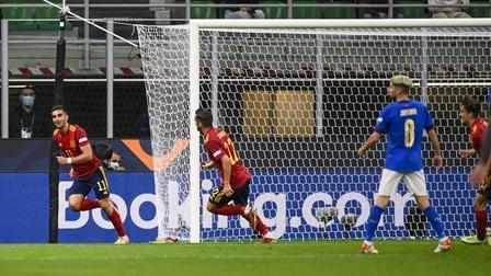 ĐKVĐ EURO đứt mạch bất bại, phải đá trận tranh Hạng 3 Nations League