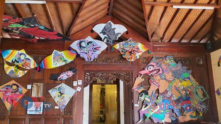Sắc màu Bảo tàng Diều Indonesia - nơi lưu giữ giá trị lịch sử và nghệ thuật