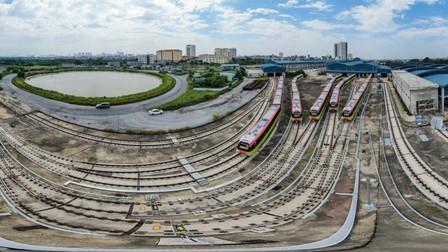 Khi nào dự án Nhổn - ga Hà Nội chạy thử toàn bộ 10 đoàn tàu?