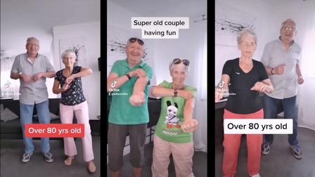 Cụ bà 81 tuổi gây bão trên TikTok