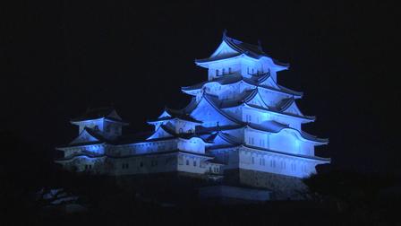 12 Nét Đẹp Vùng Kansai Nhật Bản: Lâu đài Himeji