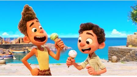 Mùa hè của Luca - Phim hoạt hình được chờ đợi nhất mùa hè 2021