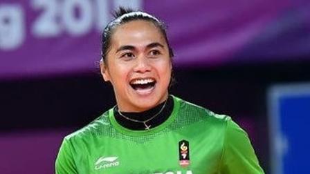 Cựu nữ VĐV bóng chuyền Indonesia được xác nhận là nam