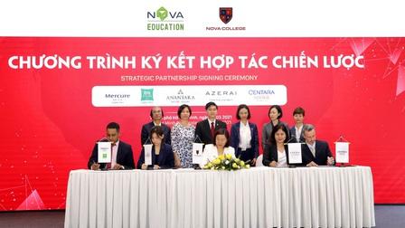 """Đào tạo theo mục tiêu """"Học xong, làm được"""" của Tổ hợp kinh tế Nova Group"""
