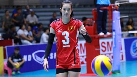 Top 3 VĐV bóng chuyền cao nhất Đông Nam Á: 'Khủng long' Thanh Thúy vẫn xếp cuối