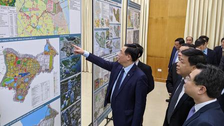 Hà Nội công bố quy hoạch khu vực nội đô