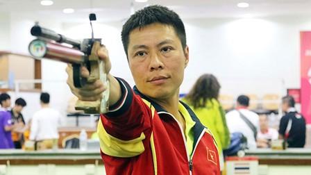 Bắn súng Việt Nam lỡ hẹn với Olympic Tokyo