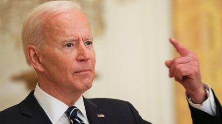 Tổng thống Mỹ Joe Biden họp báo chính thức lần đầu tiên
