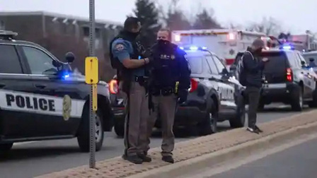 Xả súng tại bang Virginia (Mỹ), ít nhất 10 người thương vong