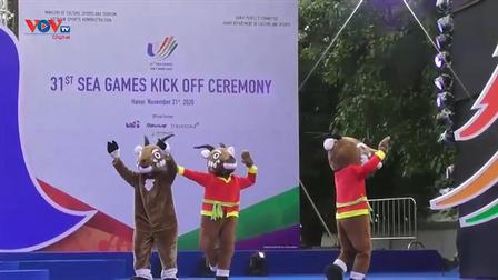 Chính thức chốt địa điểm thi đấu tại SEA Games 31