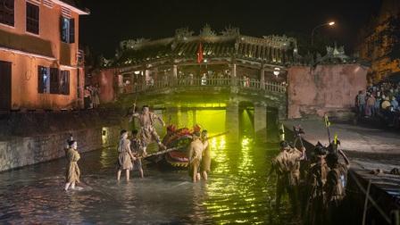 'Hội An Show' - Tái hiện thương cảng Hội An xưa thu hút du khách