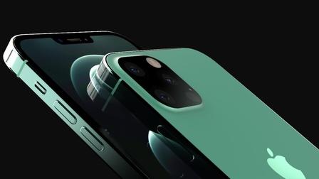 Lộ diện thiết kế iPhone 13 Pro Max trong mơ