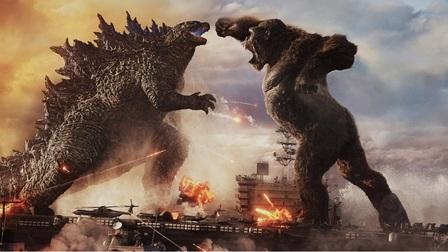 'Godzilla đại chiến Kong' kéo hơn 1 triệu khán giả đến rạp sau 5 ngày