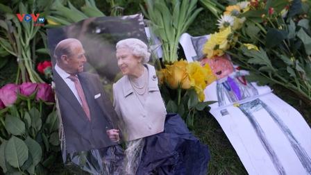 Nước Anh tiếc thương Hoàng tế Philip