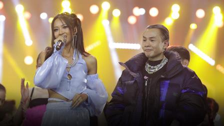 Suboi không ngồi ghế nóng Rap Việt mùa 2