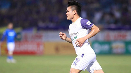 Hà Nội FC 4-0 Than Quảng Ninh: Quang Hải giúp Hà Nội thoát khủng hoảng