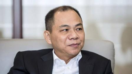 Tài sản của ông Phạm Nhật Vượng vượt 10 tỷ USD?