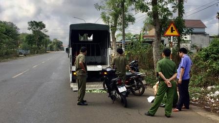 Bà Rịa - Vũng Tàu: Hai thiếu niên tử vong sau khi tông vào gốc cây ven đường