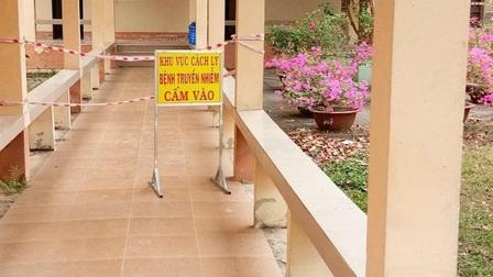 Cách ly 2 ca nghi mắc Covid-19 nhập cảnh trái phép ở An Giang
