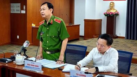 Vụ án Lê Chí Thành: Bắt tạm giam 2 tháng, xác minh lý lịch đối tượng