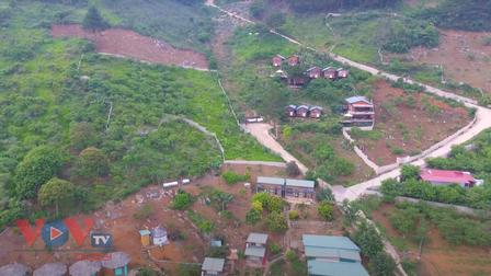 Cần siết chặt công tác quản lý đất đai, xây dựng trên địa bàn huyện Mộc Châu