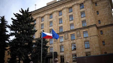Đại sứ quán Séc tại Nga chỉ còn bộ phận lãnh sự làm việc sau lệnh trục xuất của Nga