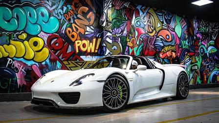 Siêu xe đắt nhất của Porsche về Việt Nam, giá khoảng 60 tỷ đồng