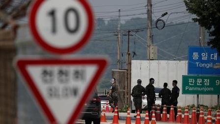 Hàn Quốc chủ trương cấm chia sẻ dữ liệu qua internet với Triều Tiên