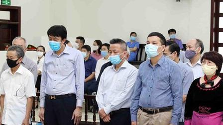 Tòa tuyên án 19 bị cáo trong vụ Gang thép Thái Nguyên
