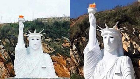 Lập đoàn kiểm tra tượng nữ thần tự do phiên bản 'đột biến' ở Sa Pa
