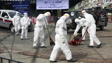 Thái Lan lên kế hoạch để bệnh nhân Covid-19 tự cách ly tại nhà