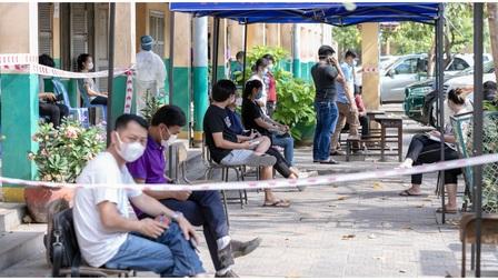 Campuchia: Số ca lây nhiễm Covid-19 không ngừng tăng, Phnom Penh khoanh vùng đỏ chặn dịch