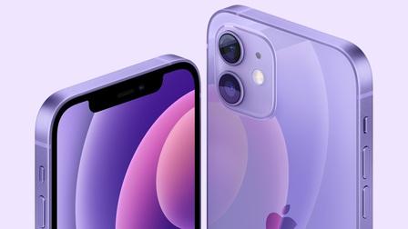 Apple ra mắt iPhone mới màu tím, iPad M1, AirTag và iMac