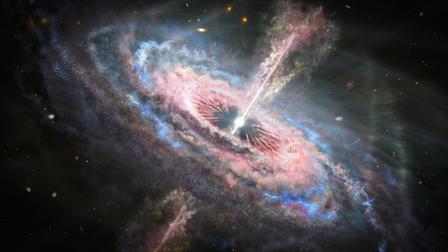 Chiêm ngưỡng những hình ảnh ấn tượng của vũ trụ được NASA ghi lại