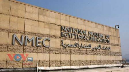 Ai Cập: Khai trương Bảo tàng Văn minh Quốc gia