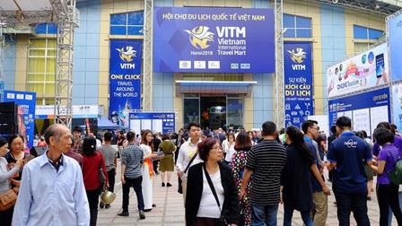 350 gian hàng tại Hội chợ Du lịch quốc tế Việt Nam - VITM Hà Nội 2021