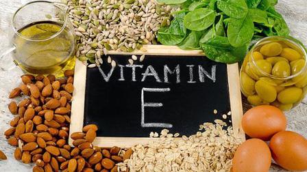 Vai trò quan trọng của vitamin E đối với sức khỏe, sắc đẹp