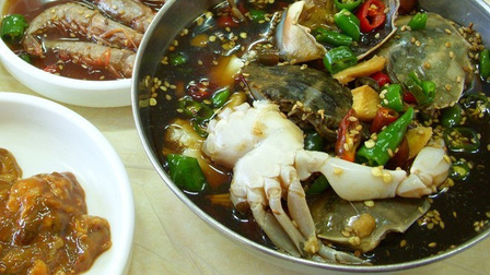 6 món ăn kỳ lạ mà ít người dám thử ở xứ Kim Chi