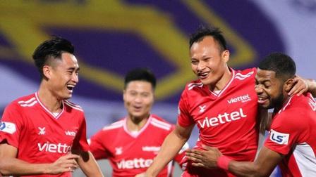 Trọng Hoàng ghi siêu phẩm, CLB Viettel lần đầu đánh bại Hà Nội FC