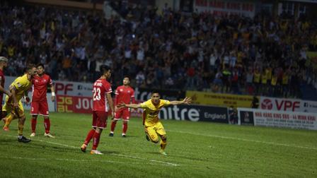 Thanh Hóa 3-0 Hải Phòng: Đình Tùng tiếp tục tỏa sáng